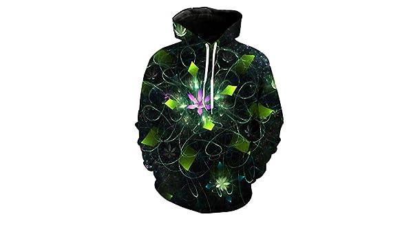 Amazon.com: 3D Funny Floral Hoodies Men Women Winter Long Sleeve Hooded Sweatshirt Harajuku Streetwear Hoody Hoodie Pullover Show S: Clothing