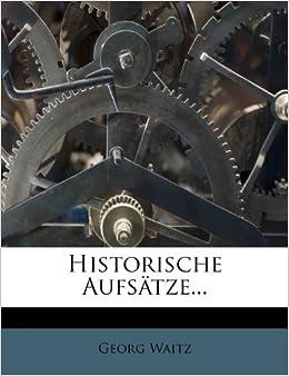 Book Historische Aufsatze... (German Edition)