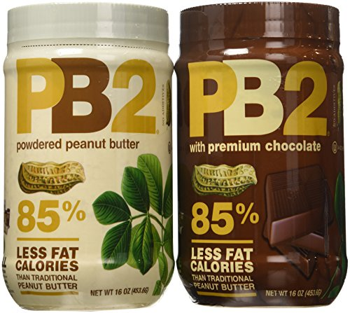 Price comparison product image PB2 Powdered Peanut Butter Bundle,  16 oz (Pack of 2)