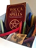 Pagan Wicca Witchcraft Charm Supplies Starter Gift...