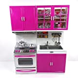 Envo Toys Play Kitchen For Toddlers Toy Kitchen Features Lights And Sounds Perfect Pretend Play Kitchen For Kids