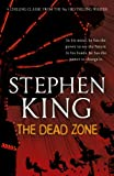 Front cover for the book The Dead Zone by Stephen King