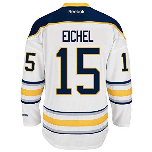 Jack Eichel Buffalo Sabres Reebok Premier Replica Home NHL Jersey White XXL