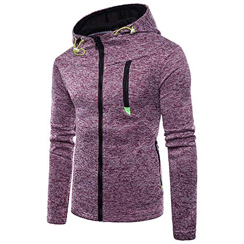 Zipper T Automne 2018 Fitness Manches Rouge3 Hiver Grand Ciellte Homme Mode Taille Longues shirt Cardigan Sweatshirt À Stretch Sportif Pull Hoodies Capuche qFwFgz