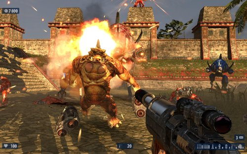serious sam hd the first encounter crack free