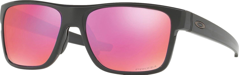 OAKLEY Crossrange Gafas de sol, Gris, 57 para Hombre