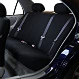 FH Group Stylish Cloth Full Set Car Seat Covers