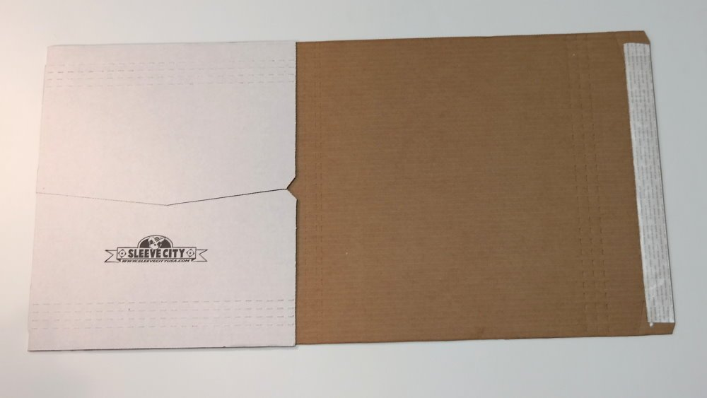 Deluxe Ultimate LP Mailer (10 Pack)
