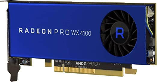 AMD/ /FirePro Radeon Pro WX 4100/4/GB PCIe 3.0/16/x 4/x M-DP LP Vente au d/étail en