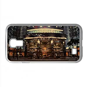 Petronas Twin Towers Watercolor style Cover Samsung Galaxy S4 I9500 Case (Malaysia Watercolor style Cover Samsung Galaxy S4 I9500 Case)