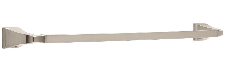 Brilliance Stainless Steel 24 Inch Towel Bar Delta Faucet 75130-RB Dryden 30  Towel Bar, SpotShield Venetian Bronze