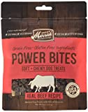 Merrick Power Bites Real Texas Beef Recipe Treats 6oz