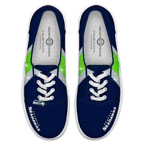 s shoes i the seahawks s canvas shoes by