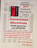 img - for 2017 Journeyman Exam Questions and Answers by Tom Henry book / textbook / text book