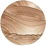 Thirsty Stone natural solid sandstone coasters