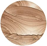 Thirstystone Cinnabar Coaster, Multicolor to Cinnabar Coaster, Multicolor - Natural Stone with Varying Patterns