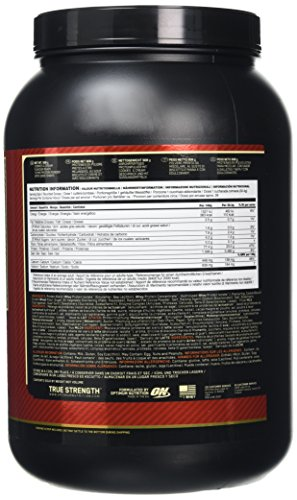 Optimum Nutrition Gold Standard Whey Protein Powder With