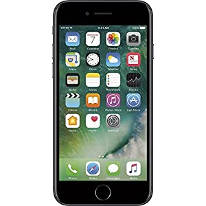Apple iPhone 7 Unlocked CDMA/GSM 32GB A1660 MNAC2LL/A - US Version (Black)