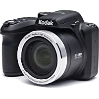 Kodak AZ401BK Point & Shoot Digital Camera with 3 LCD, Black