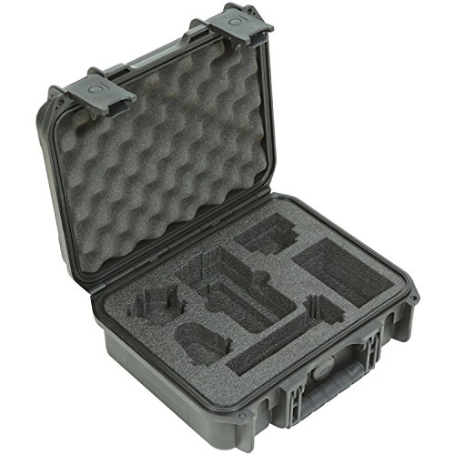 Zoom H6 Portable Stereo Recorder & SKB 3i-0907-4-H6 Waterproof Hard Case - Bundle by Zoom (Image #1)
