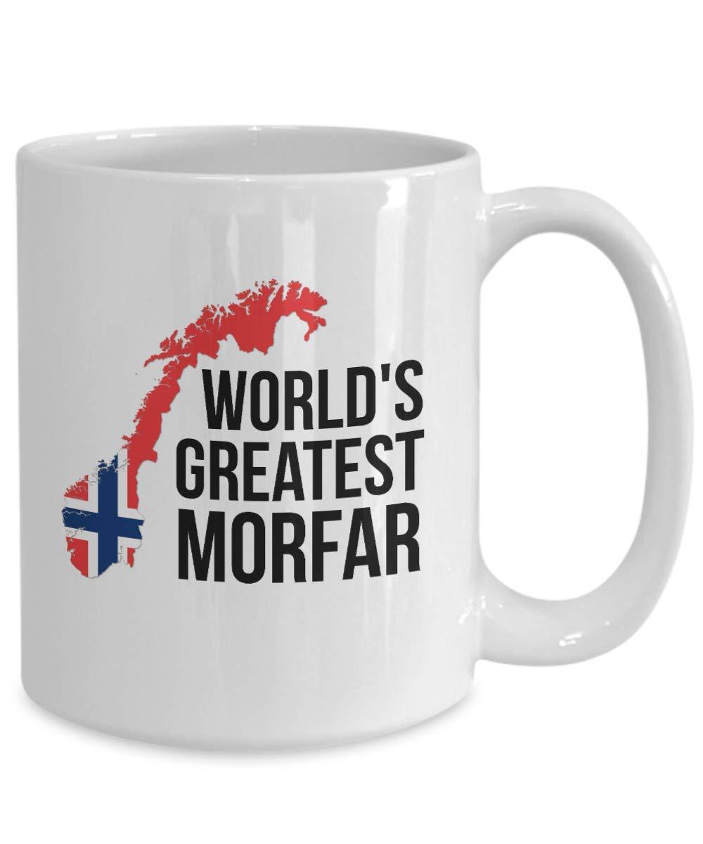 Amazon.com: Taza de café de Noruega, diseño de la bandera ...
