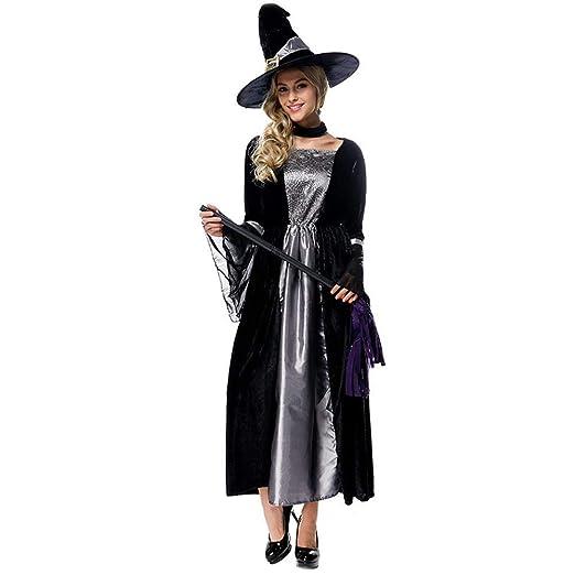 PIN Disfraces de Halloween Mujeres Disfraz de Halloween Vestido de ...