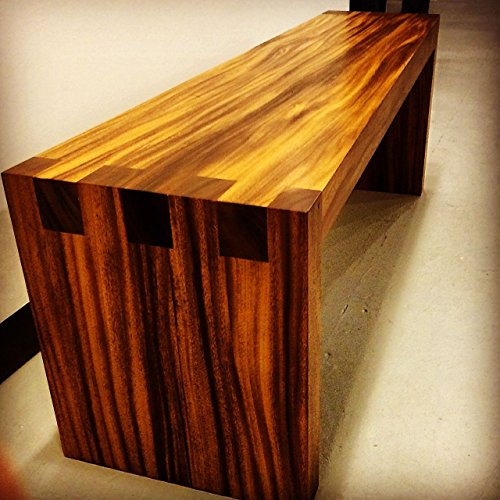 Monkeypod Wood, 1 inch thick x 3-13 wide x 24-120 inches long, 20 board feet by Diamond Tropical Hardwoods