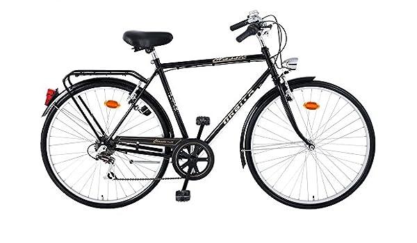 Órbita - Bicicleta Clásica Orbita Classic H26 6V: Amazon.es ...