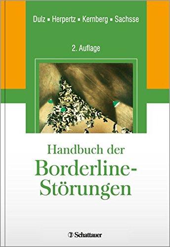Handbuch der Borderline-Störungen: ÜberSetzungen von Hans-Otto Thomashoff