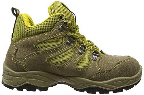 """Cofra 22300–000.w39taglia 39s1p src """"Crevasse sicurezza scarpe, colore: grigio/verde"""