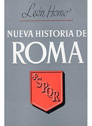 002. NUEVA HISTORIA DE ROMA: NOUVELLE HISTOIRE RO HISTORIA Y ARTE ...