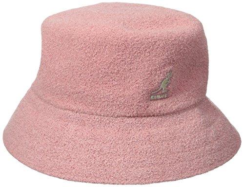 (Kangol Street Collection Men's Bermuda Bucket Hat Timeless Classic Style, Quartz (X-Large))