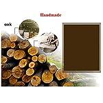 WEIZI-Stufa-elettrica-Caminetti-elettrici-Silenziatore-Senza-Radiazioni-Effetto-Fiamma-Realistico-3D-1400-W-Riscaldatore-per-Camino-Grande-Finestra-Caminetti-autoportanti-Brownwoodcolor