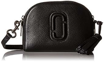 Marc Jacobs Small Shutter Camera Bag, Black