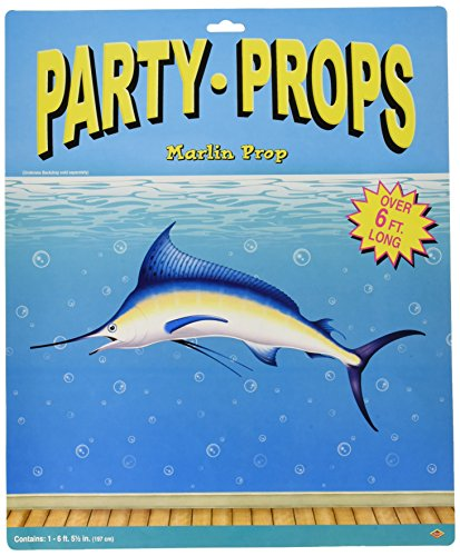 Marlin Party-Prop Party Accessory (1 count) (1/Pkg)