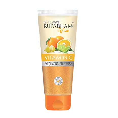 Galway Rupabham Vitamin-C Face Wash, 100ml: Amazon in: Beauty