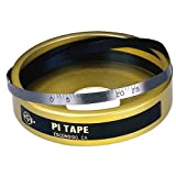 PI TAPE Periphery Tape Measure - Type of Reading: Inch Measuring Range: 2'' to 12'' Accuracy: ±..001''