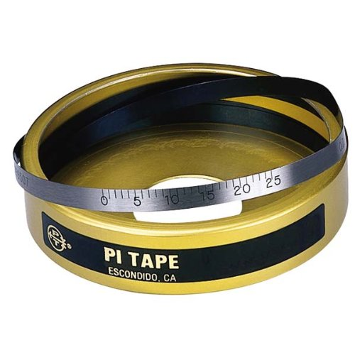 PI TAPE 2'' to 12'' Range Periphery Tape Measure by PI TAPE