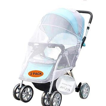 Amazon.com: Mosquitera para cochecito de bebé, mosquitera ...