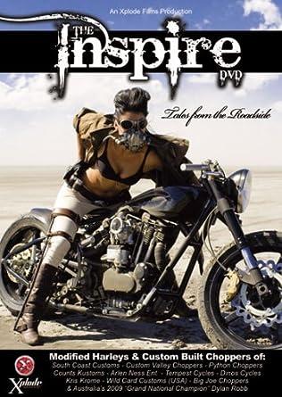 Amazon Com The Inspire Dvd Tales From The Roadside Custom Bikes