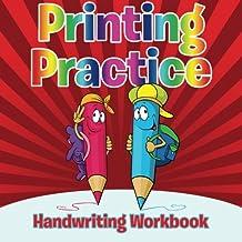 Printing Practice Handwriting Workbook