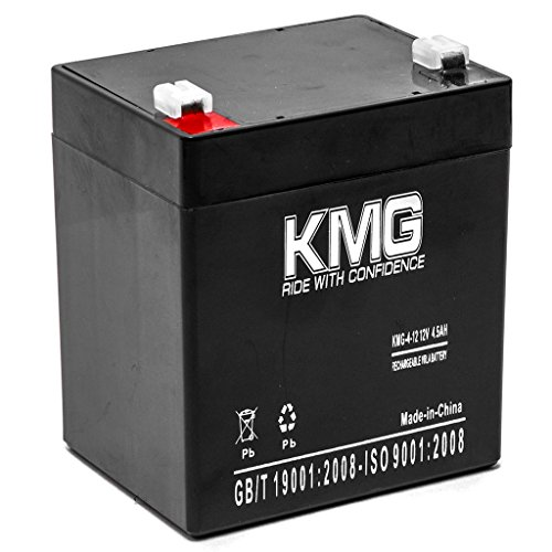 KMG 12V 4.5Ah Replacement Battery for Belkin F6H375odmUSB F6H375-USB F6H500