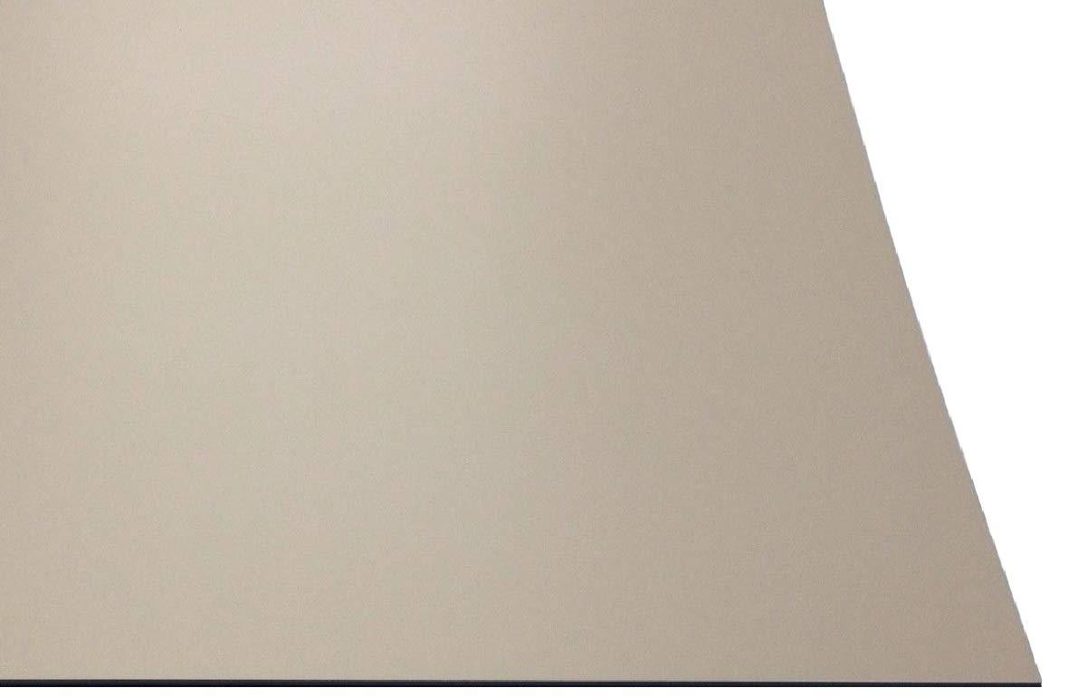 2, 0 mm Forex Classic de colour blanco de espuma rí gida de la tela de la placa de feria de la pared de pizarra tamañ o 2500 x 1220 mm PVC