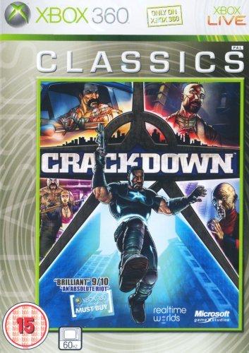 Crackdown (Xbox