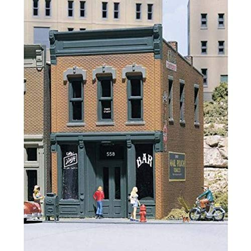 Ho Scale Dpm Building - Kelly's Saloon