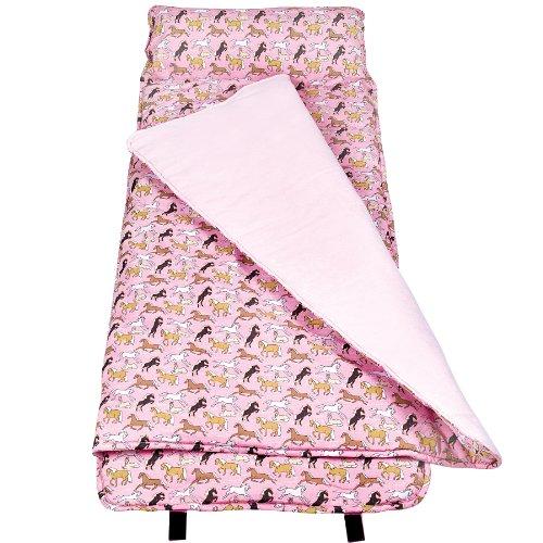Horses in Pink Original Nap Mat