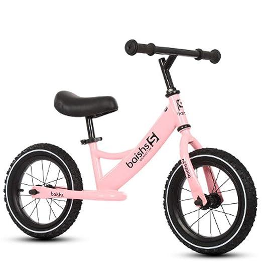 JH Bicicleta Infantil, 12 Pulgadas Marco De Bike Balance De Acero ...