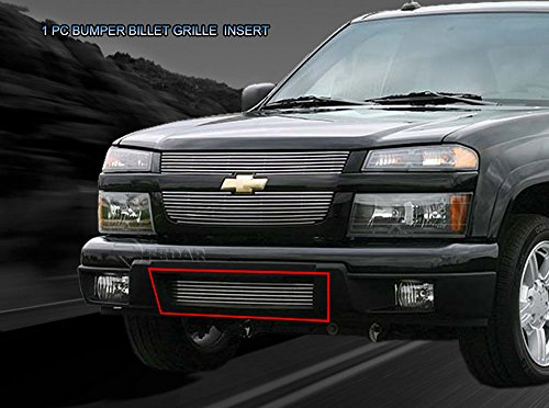 Fedar Lower Bumper Overlay Billet Grille Insert for 2004-2012 Chevy Colorado/GMC Canyon