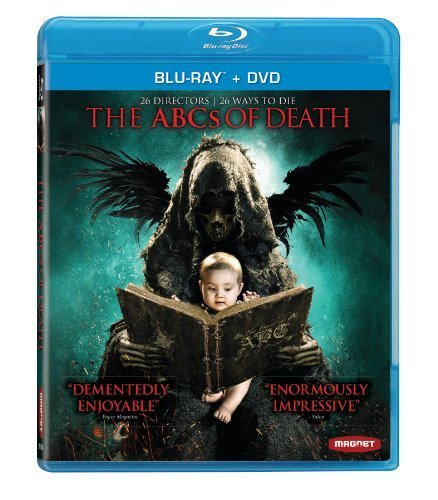 The ABC's of Death Combo Pack [Blu-ray+DVD] by Magnolia Home Entertainment