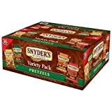 Snyder's of Hanover Pretzel Variety Pack, 1.5 Ounce, (Pack of 36) by Snyder's of Hanover